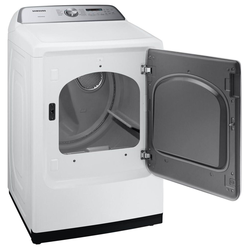 Samsung 7.4 Cu. Ft. Gas Dryer with Sensor Dry in White, , large