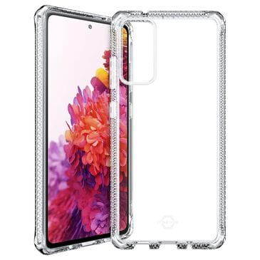 ITSkins Spectrum Clear Case for Galaxy S20 FE 5G in Transparent, , large