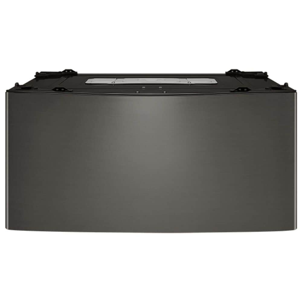LG SIGNATURE Sidekick Pedestal Washer in Black Stainless, , large