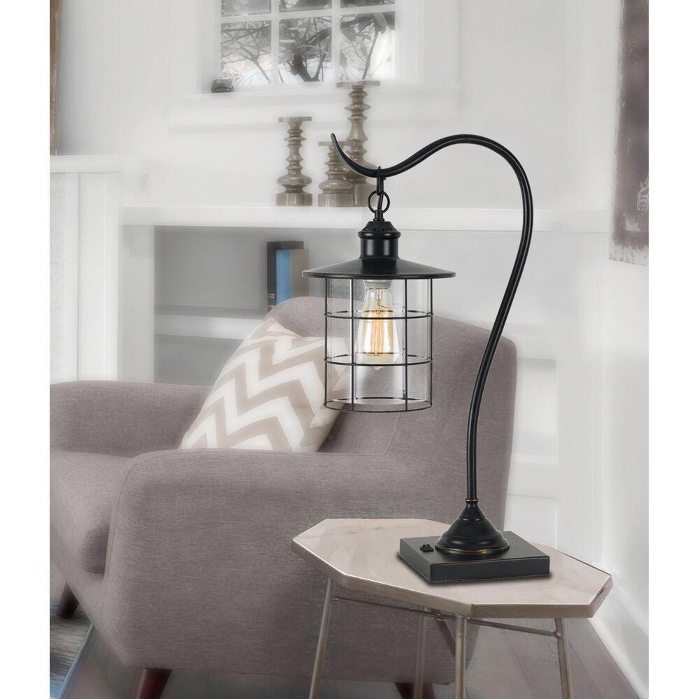 Cal Lighting Silverton Table Lamp in Dark Bronze, , large