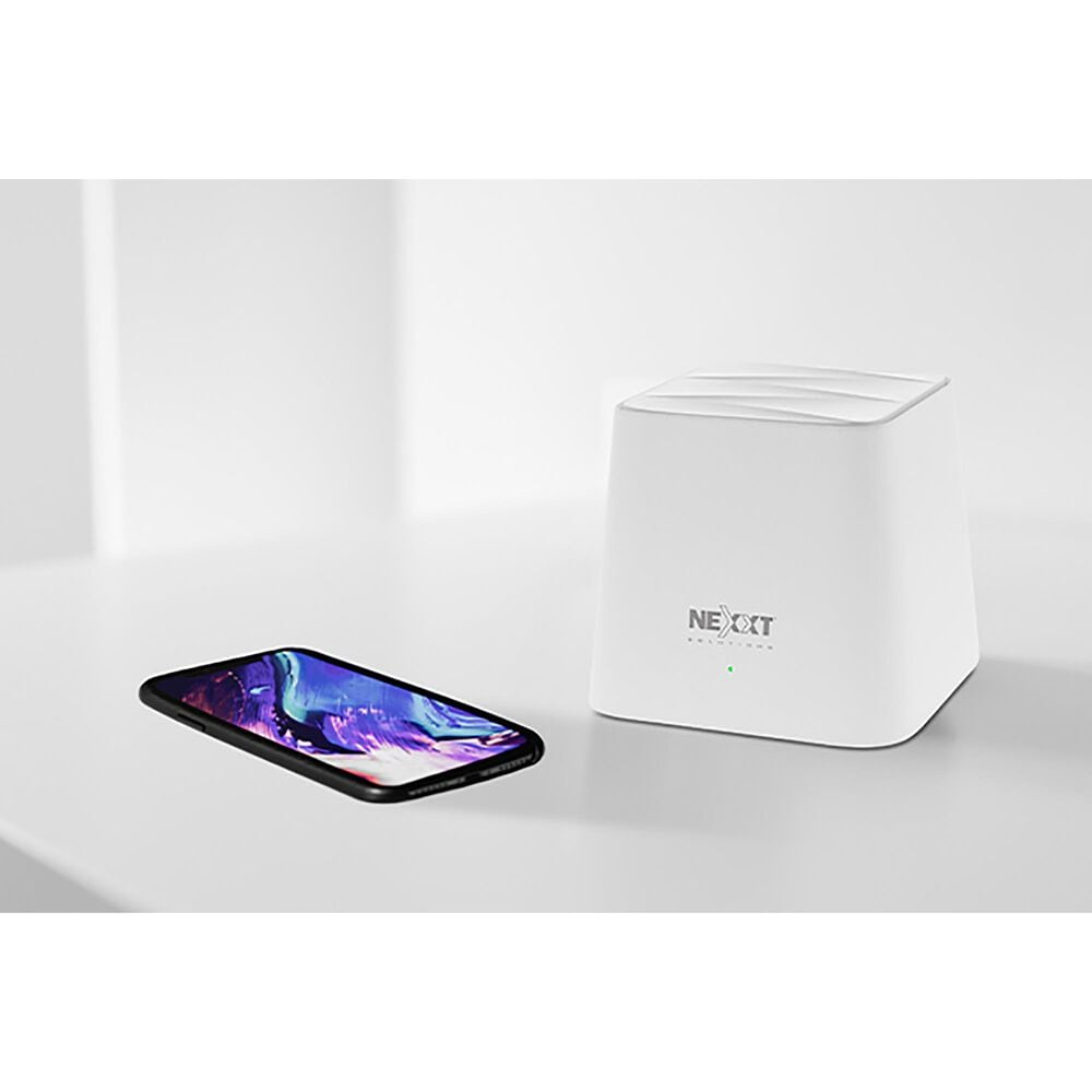 Nexxt Whole-Home Mesh Wireless 3-Pack System, , large