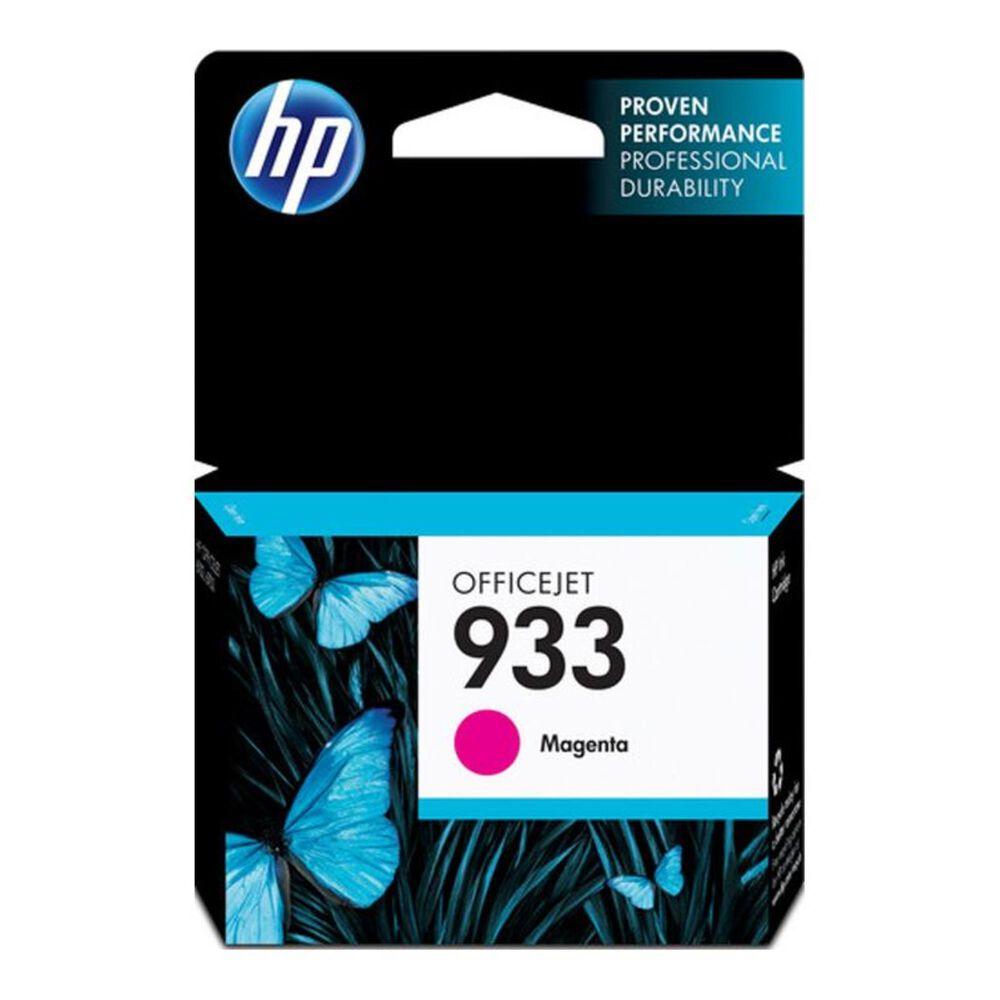 HP 933 Magenta Officejet Ink Cartridge, , large