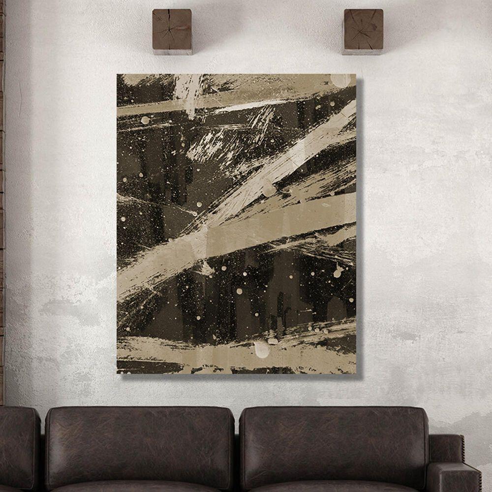 "Kathy Ireland Home ""Justice Seeker"" 40"" x 30"" Metal Wall Art Print, , large"