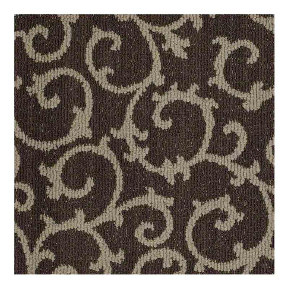 Anderson Tuftex Unexpected Carpet in Dark Oak, , large