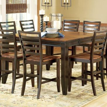 Crystal City Abaco Counter Height Table in Cherry - Table Only, , large
