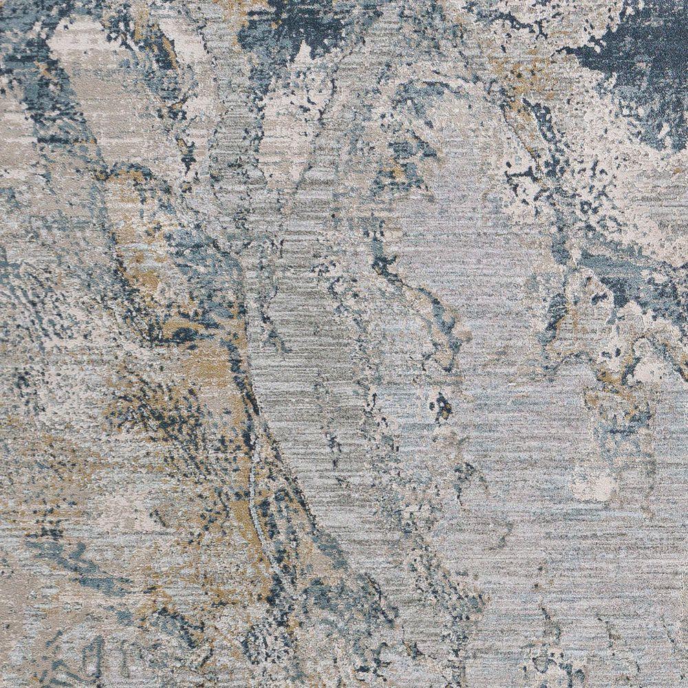 "Surya Brunswick 2'7"" x 4' Sage, Gray, White and Blue Area Rug, , large"