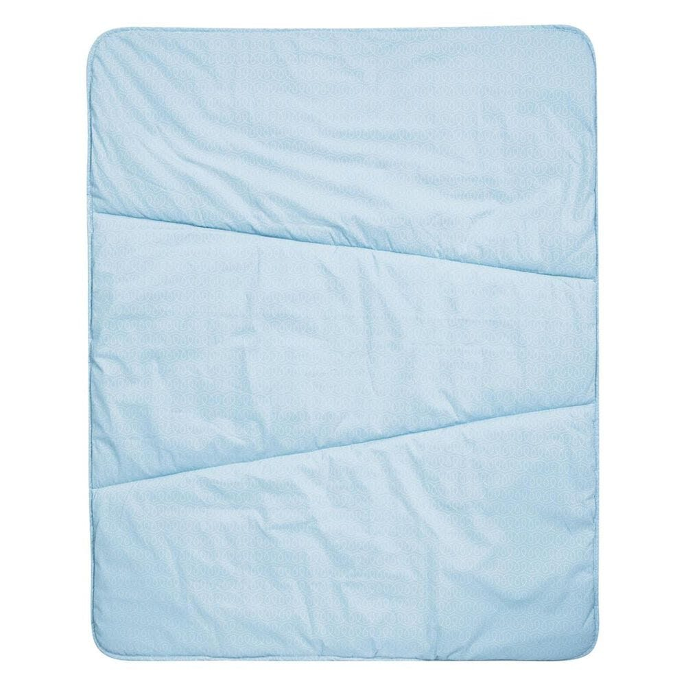 Trend Lab LLC Waverly Pom Pom Spa 4-Piece Crib Bedding Set, , large