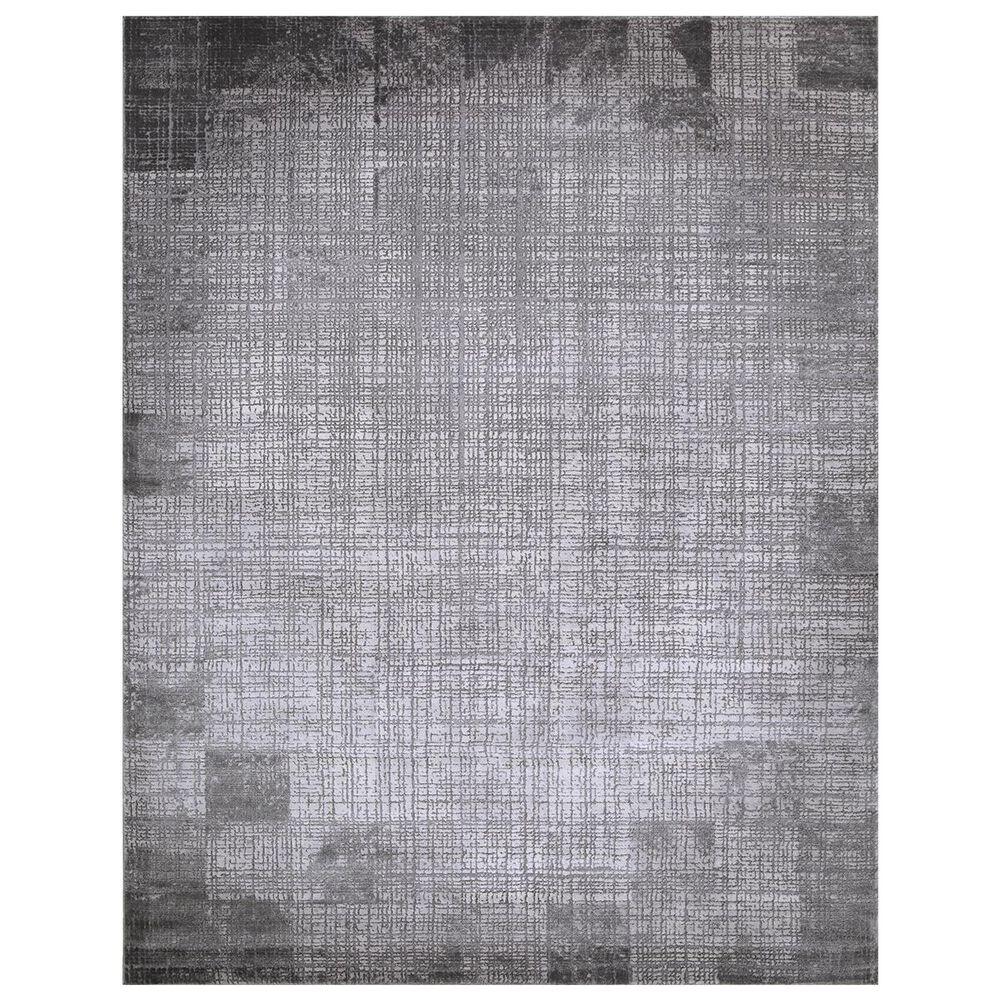 Surya Tibetan TBT-2306 2' x 3' Taupe, Gray and Cream Scatter Rug, , large