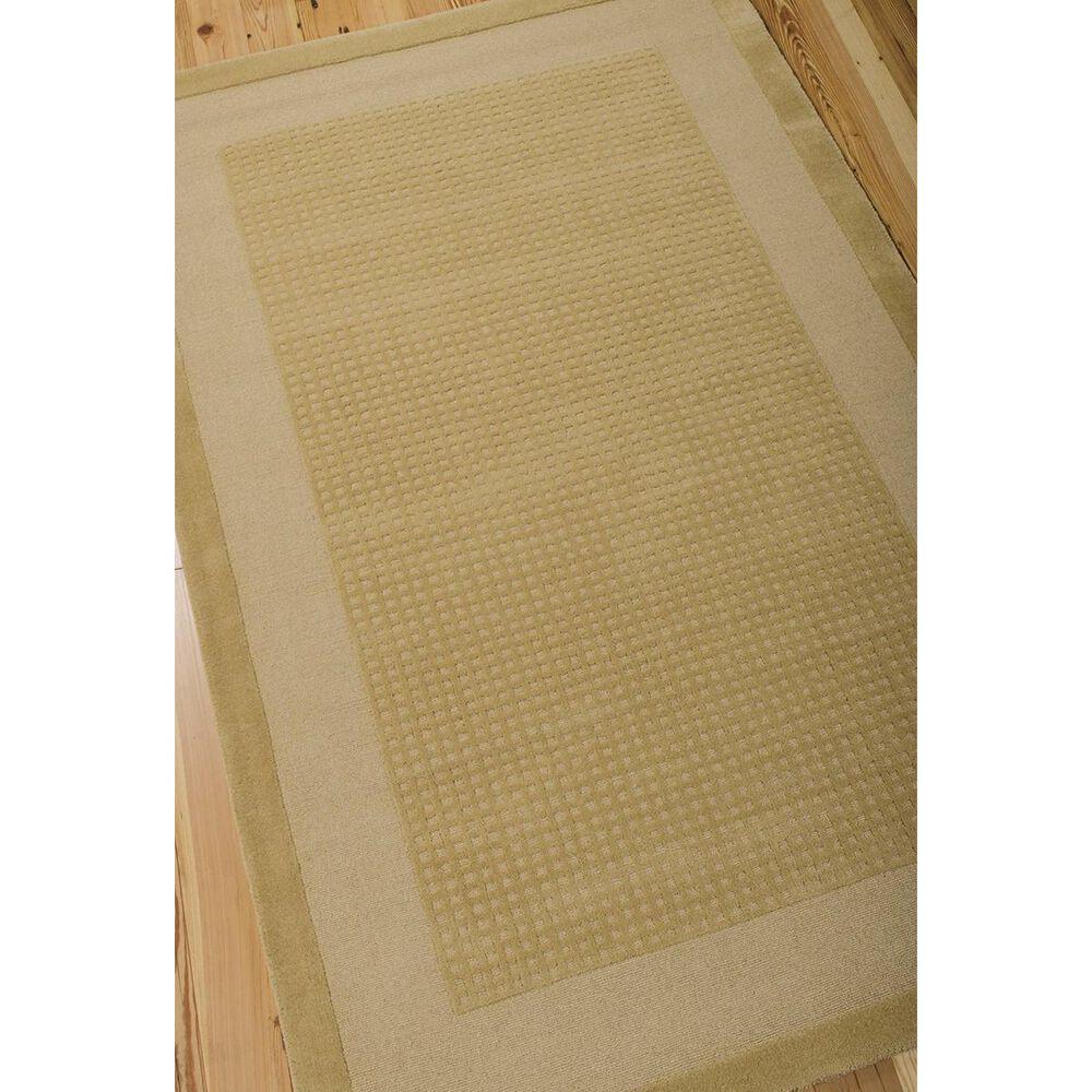 Nourison Westport WP20 5' x 8' Sand Area Rug , , large