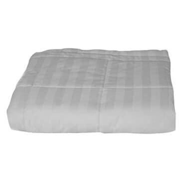 Epoch Hometex Cotton Loft Twin Blanket in Bright White, , large