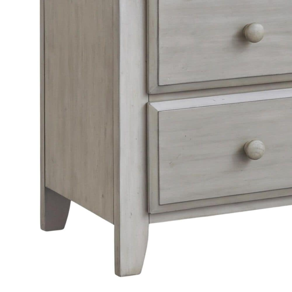 Oxford Baby Kenilworth Nightstand in Stone Wash, , large