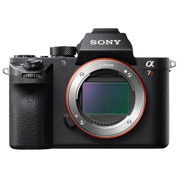 Sony Alpha a7RII Mirrorless Digital Camera (Body Only)  , , large