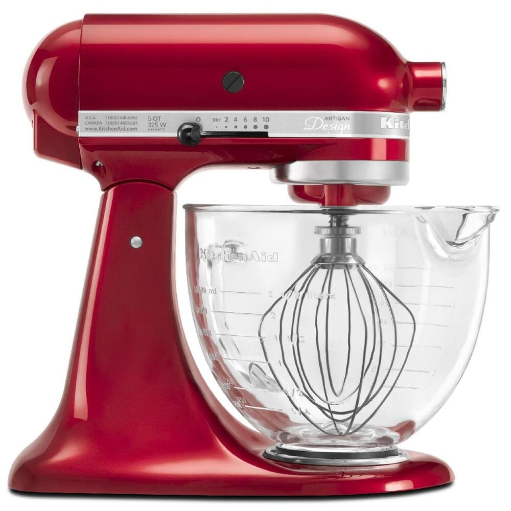 KitchenAid 5 Quart Artisan Stand Mixer, , large
