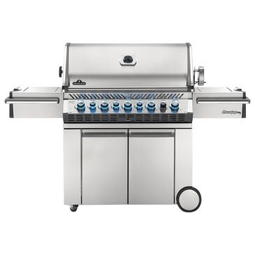 Napoleon Prestige Pro 665 Gas Grill in Stainless Steel, , large