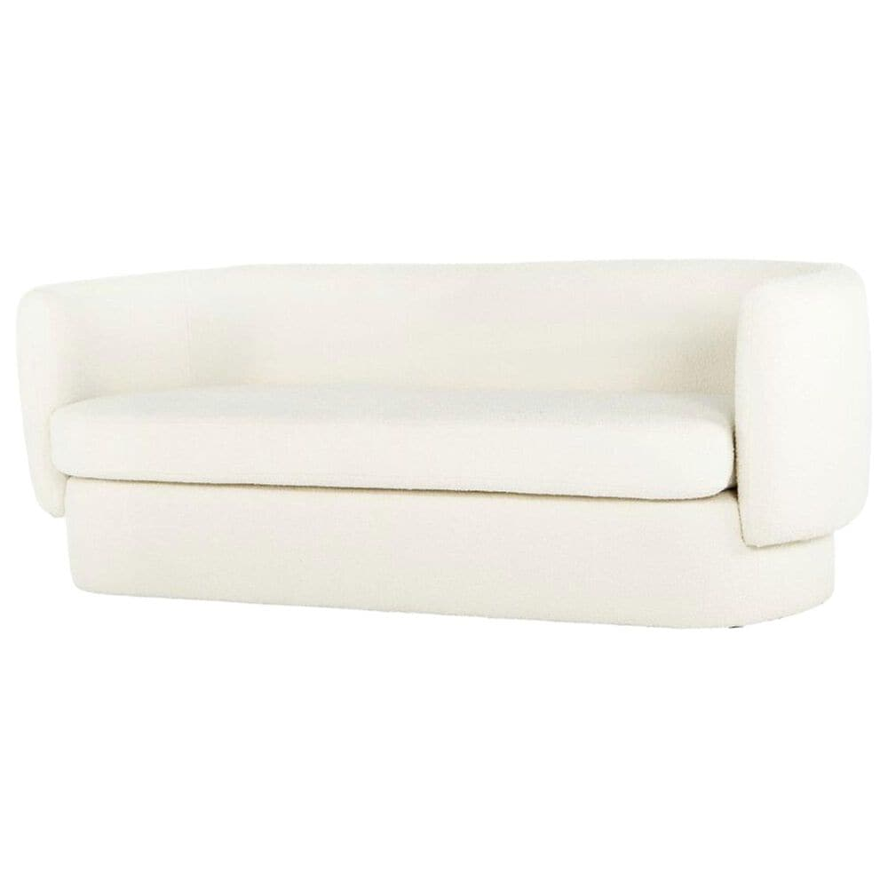 Moe's Home Collection Koba Sofa in White, , large