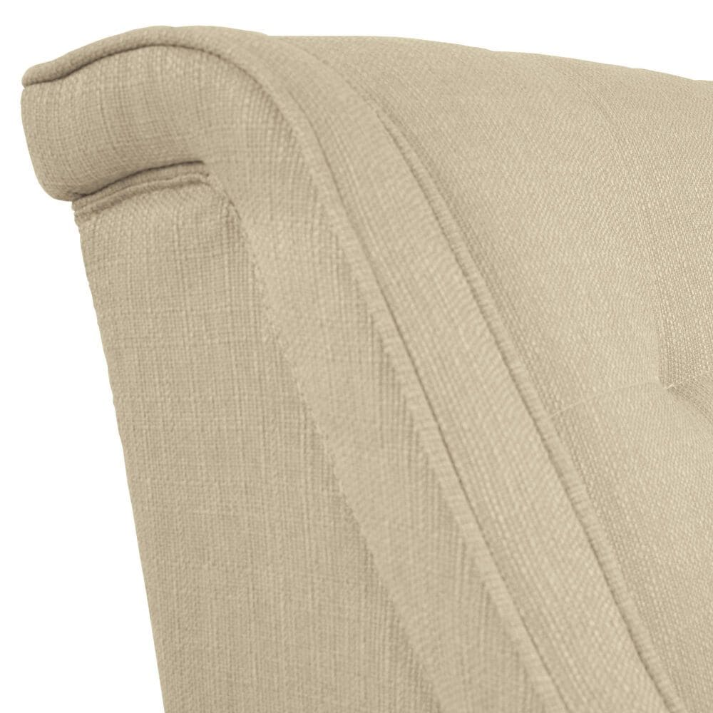 Signature Design by Ashley Clarinda Accent Chair in Cream, Tan, large