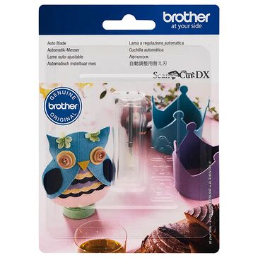 Brother Auto Blade in Silver, , large
