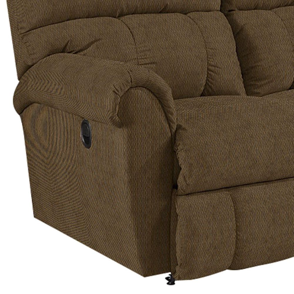 La-Z-Boy Briggs Full Reclining Sofa in Bronze, , large