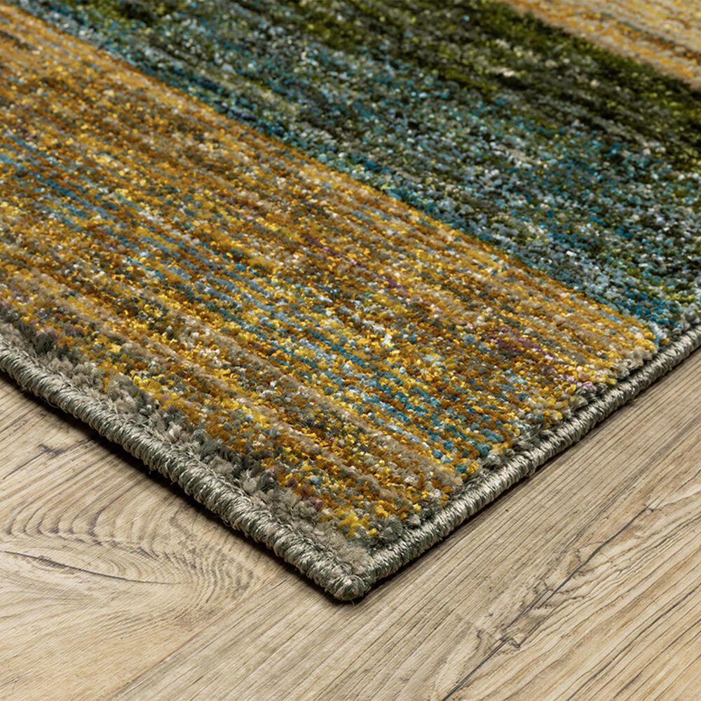 """Oriental Weavers Strada 2'3"""" x 8' Multicolor Runner, , large"""