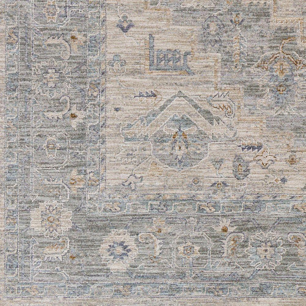 "Surya Avant Garde 7'10"" x 10'3"" Gray, Beige and Denim Area Rug, , large"