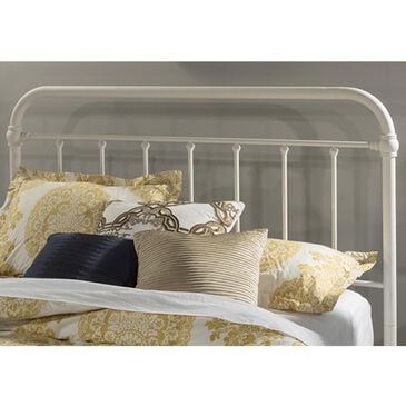 Richlands Furniture Kirkland Twin Metal Headboard in Soft White, , large