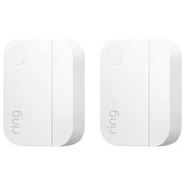 Ring 2-Pack Alarm Contact Sensor V2 in White, , large