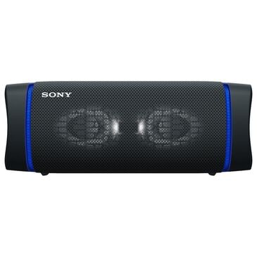 Sony XB33 Extra Bass Portable Bluetooth Speaker in Black, , large