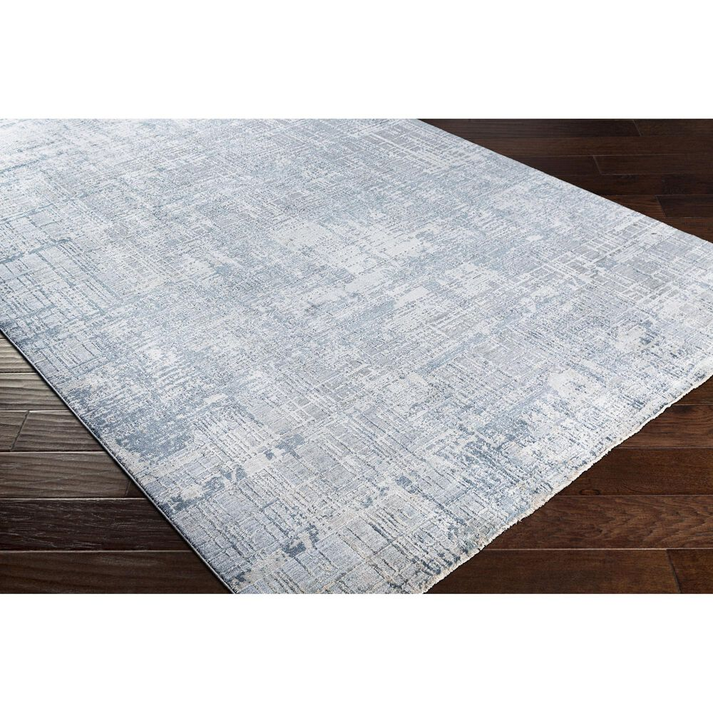Surya Brunswick 10' x 14' Blue, Sage and Gray Area Rug, , large