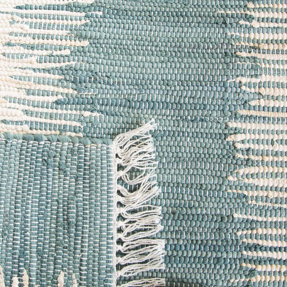 Safavieh Montauk  8' x 10' Blue Area Rug, , large