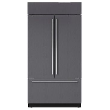 """Sub Zero 42"""" Built-In French Door Refrigerator/ Freezer with Internal Dispenser- Panel Ready, , large"""