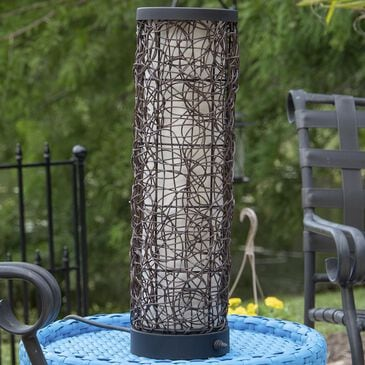 Kenroy Tanglewood Outdoor Table Lamp in Bronze, , large