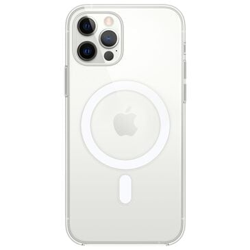 Apple iPhone 12 | iPhone 12 Pro Clear Case with MagSafe , , large