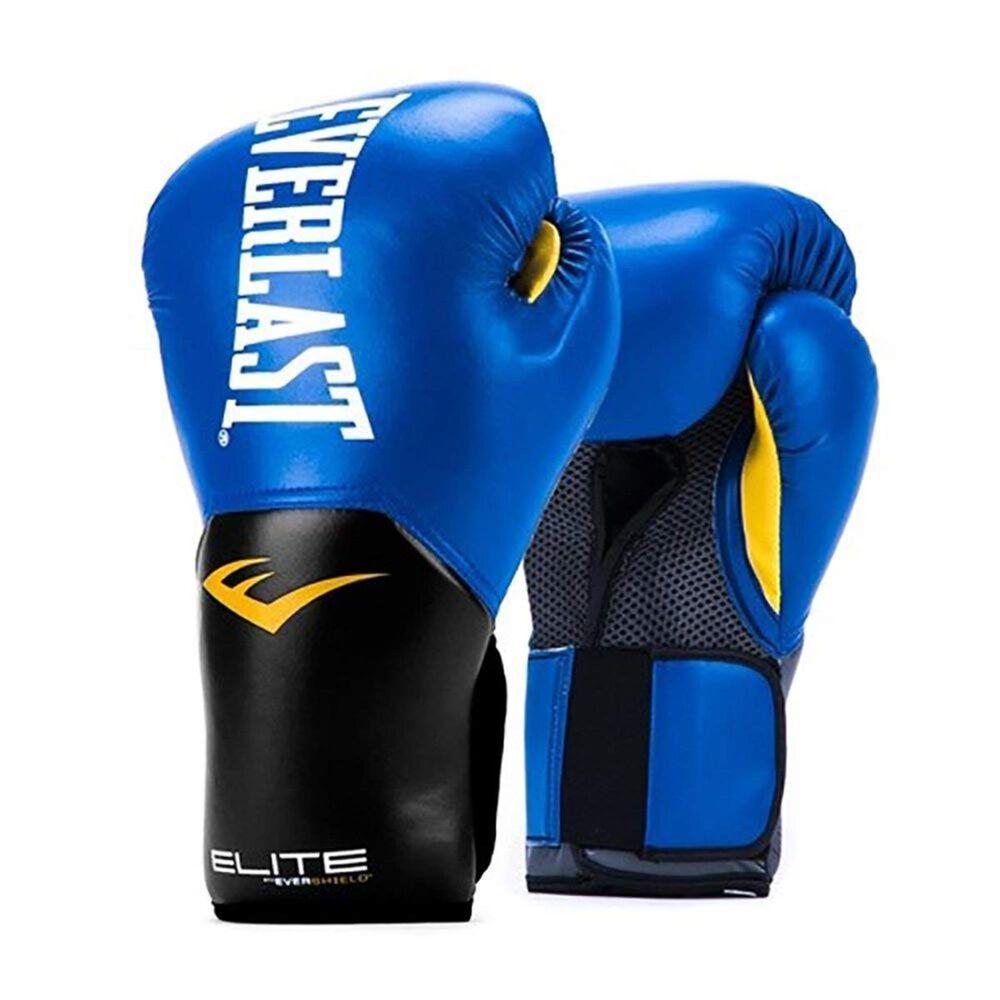Everlast New Elite Prostyle Training Gloves in 14oz Size, , large