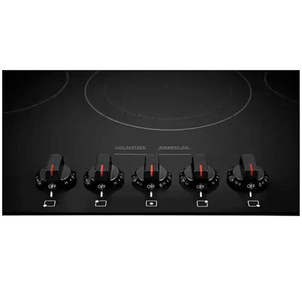"""Frigidaire Gallery 36"""" Electric Ceramic Glass Cooktop in Black , , large"""