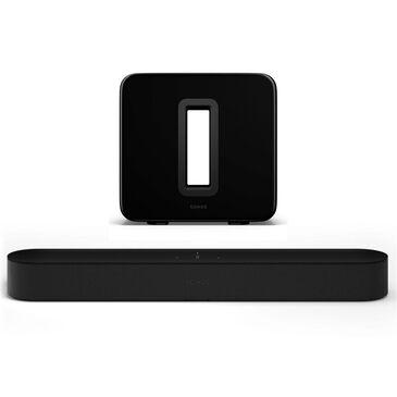 SONOS 3.1 Entertainment Set in Black, , large