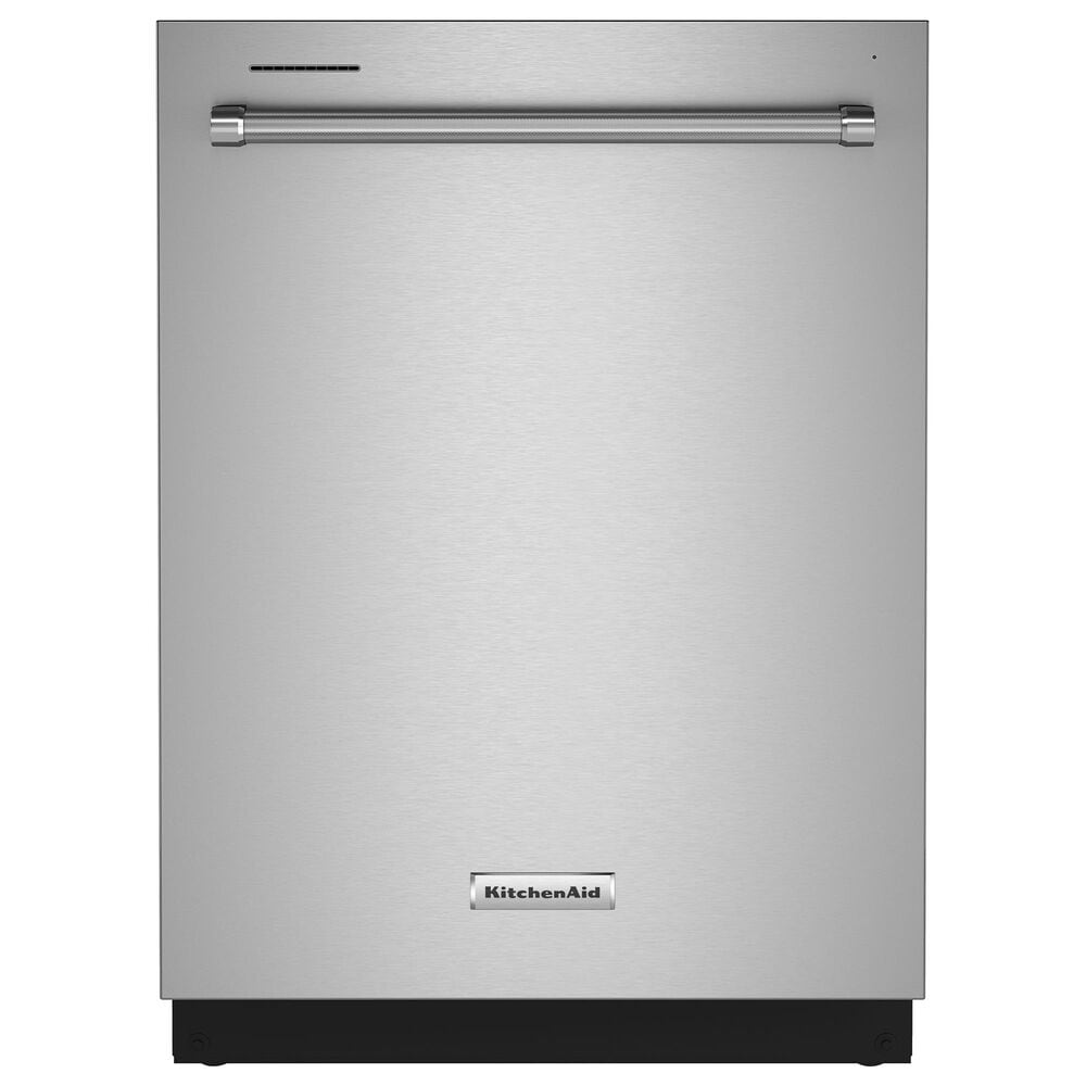 """KitchenAid 24"""" Built-In Bar Handle Dishwasher with 39 Decibel in Stainless Steel, , large"""