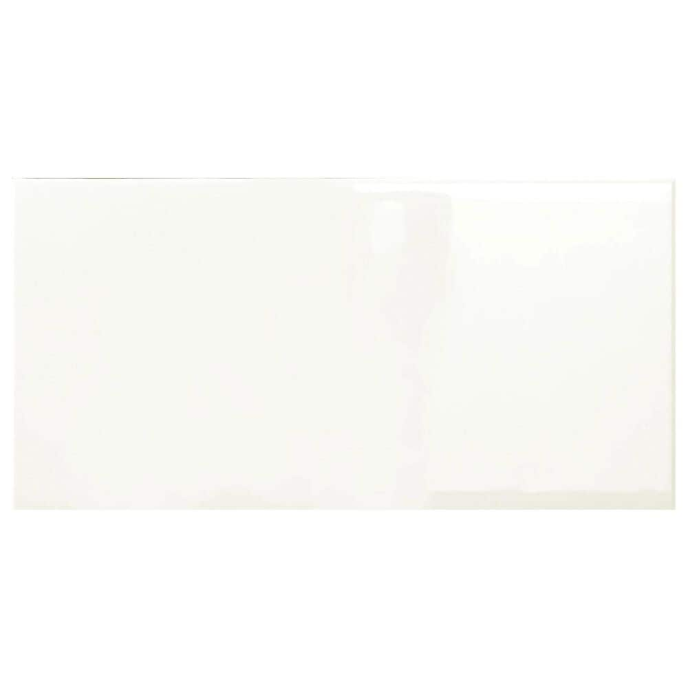 "Emser Catch Ivory 4"" x 10"" Glossy Ceramic Tile, , large"