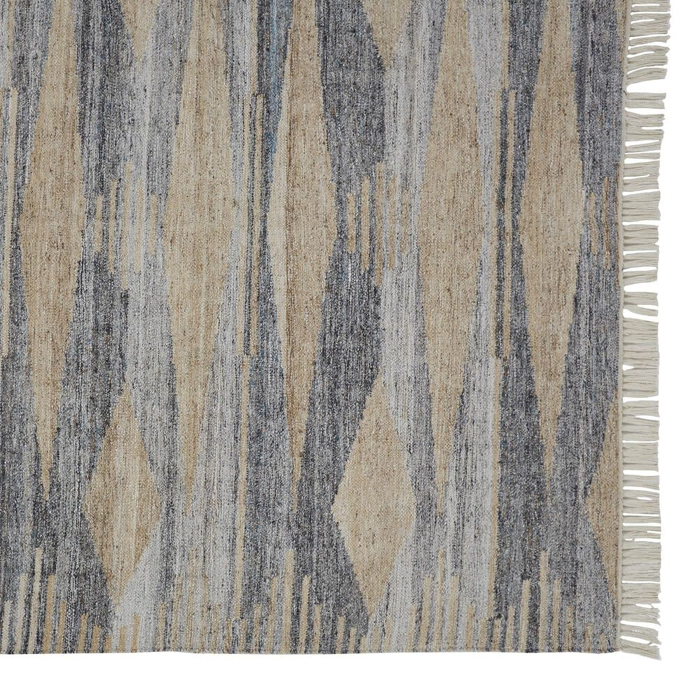 "Feizy Rugs Beckett 0815F 3'6"" x 5'6"" Gray and Beige Area Rug, , large"