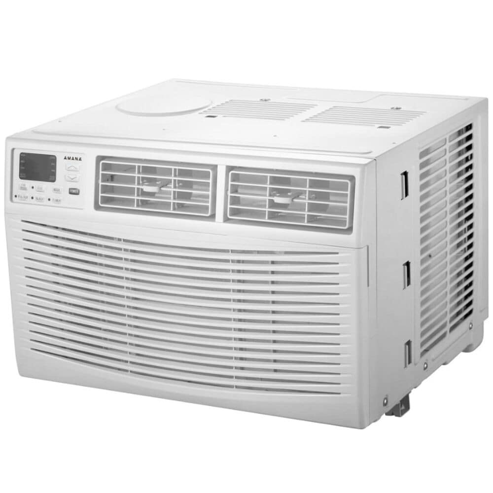 Amana 12,000 BTU 115V Window-Mounted Air Conditioner with Remote Control, , large
