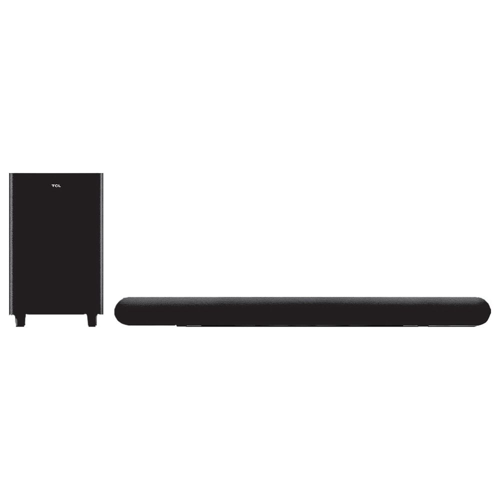 TCL Alto 6+ 2.1 Channel Roku TV Ready Sound Bar in Black, , large