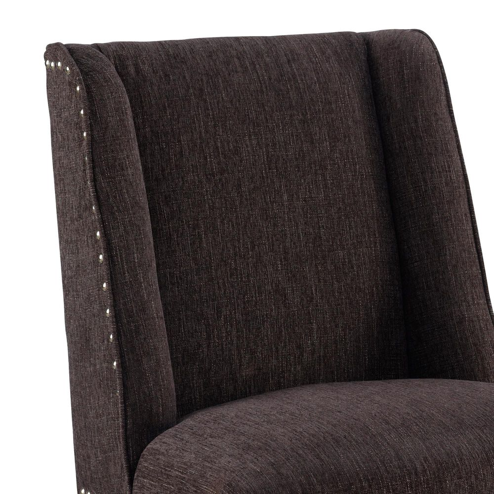 Linden Boulevard Treville Office Chair in Charcoal, , large