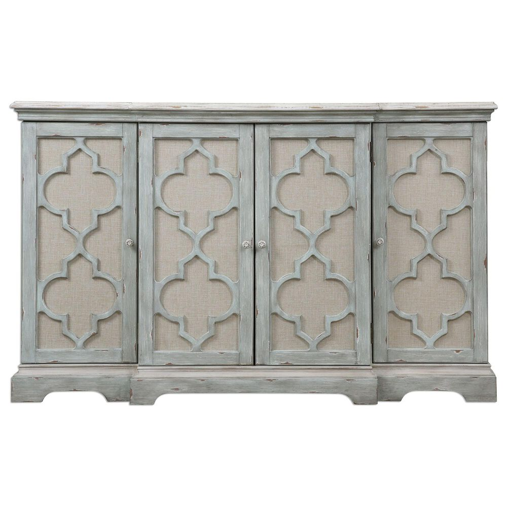 Uttermost Sophie 4-Door Cabinet, , large