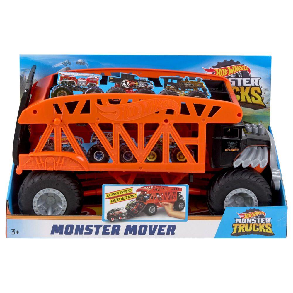 Mattel Monster Trucks Monster Mover, , large