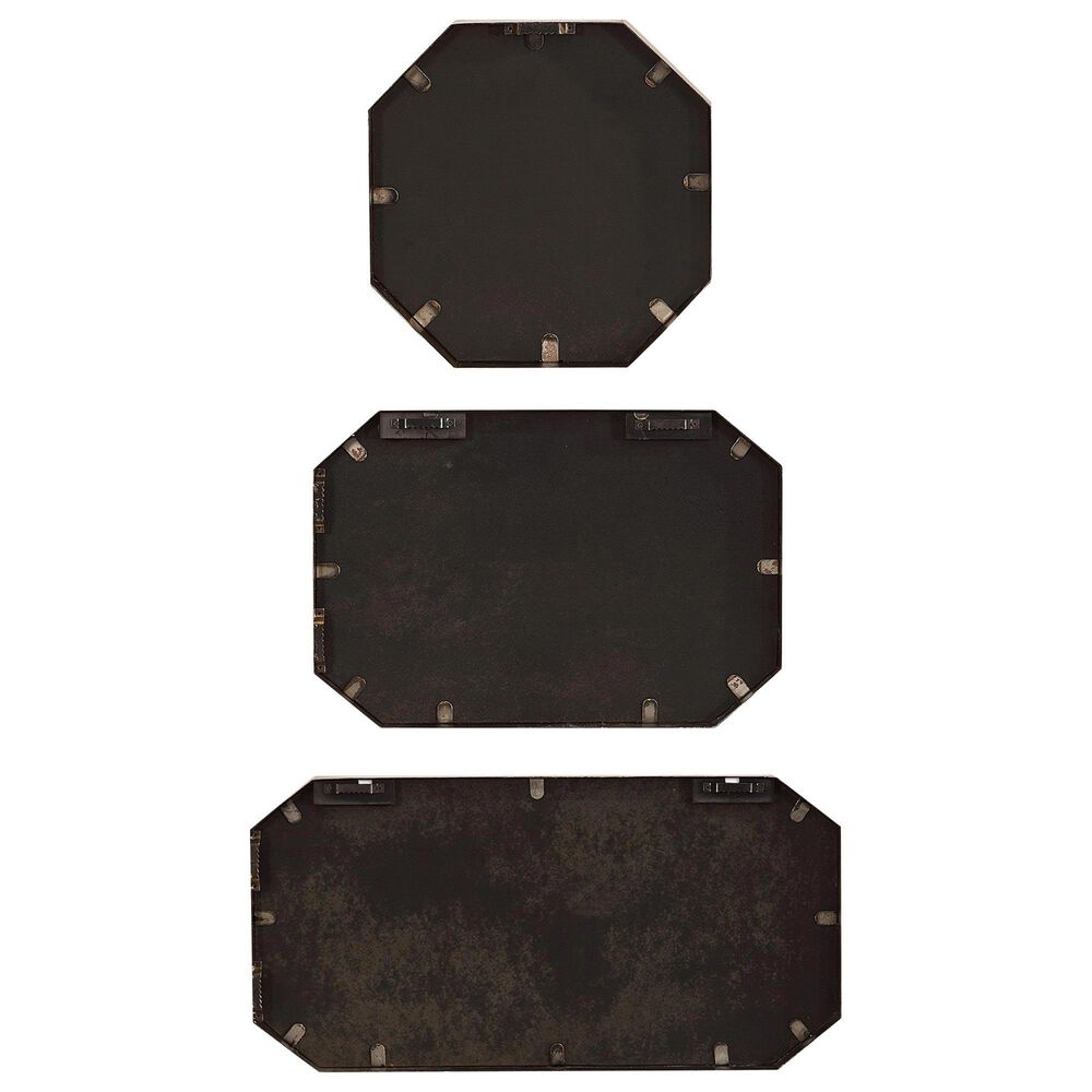 Uttermost Trois Mirror (Set of 3), , large