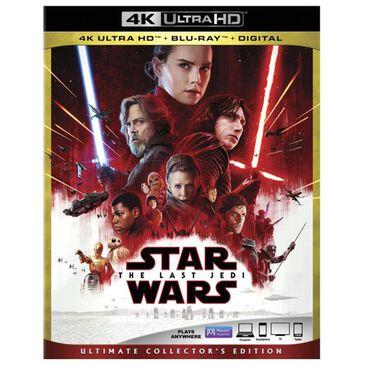 Star Wars: The Last Jedi [4K + Blu-ray], , large