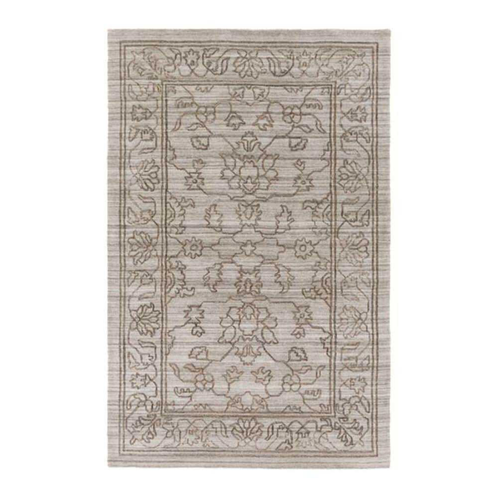 """Surya Hightower HTW-3003 8"""" x 10"""" Gray, Camel and Brown Area Rug, , large"""