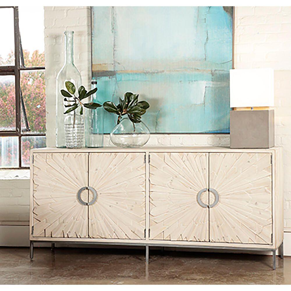 Blue Sun Designs Mabari Sideboard in Tan, , large