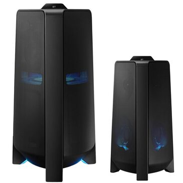 Samsung Giga Party Audio MX-T70 Sound System with FREE MX-T40 Sound Tower, , large