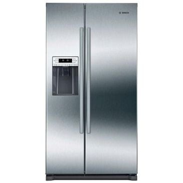 Bosch 20.2 Cu. Ft. 300 Series Counter Depth Side by Side Refrigerator , , large