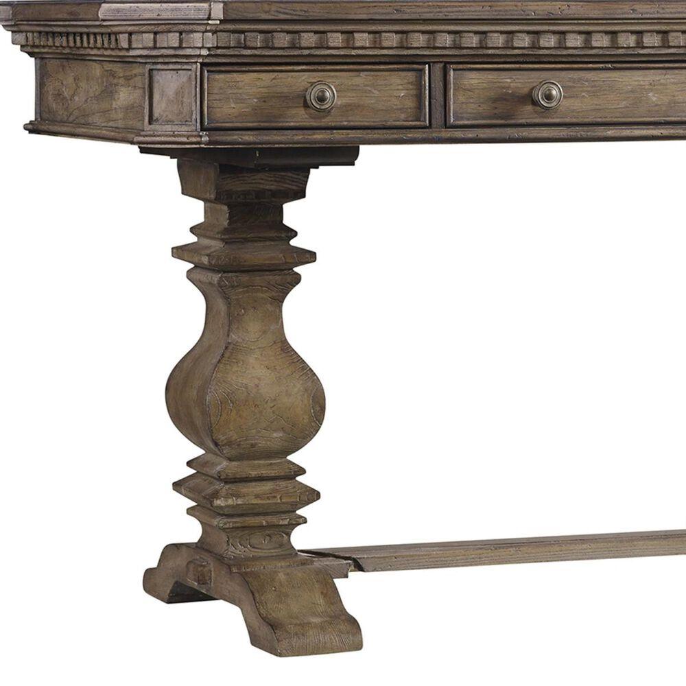 "Hooker Furniture Sorella 60"" Writing Desk in Taupe, , large"